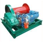 Лебедка электрическая TOR ЛМ (тип JM) г/п 2,0 тн Н=150 м (с канатом)