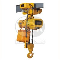Таль электрическая цепная TOR HHBD01-01T 1,0 т 12 м