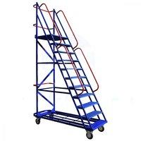 Лестницы передвижные, десять ступеней ЛС-10