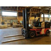Электропогрузчик Kalmar ECE 55-6, год 2008 - 4666505F