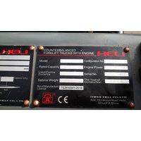 Дизельный погрузчик Heli CPCD 30, год 2016 - 59A299A6 фото 2