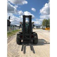 Дизельный погрузчик Ausa C350 Hx4 maastotrukki, год 2019 - E8EB0A4C фото 2
