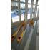 Гидравлическая тележка Total Lifter длинные вилы фото 2