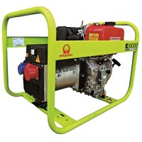 Портативный генератор 4.5 кВт E6000, 400/230V, 50Hz