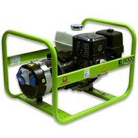 Портативный генератор 5.5 кВт E8000, 230V, 50Hz