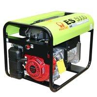 Портативный генератор 4.3 кВт ES5000, 400/230V, 50Hz #AVR