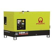 Генератор 1-фазный GBW22Y (Yanmar/Mecc Alte)