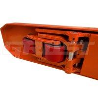 Тележка гидравлическая с весами GROST GTS2500 фото 10
