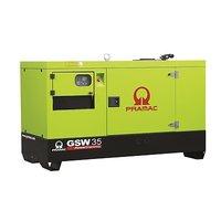 Генератор 3-фазный GXW35W (Weichai/Pramac)