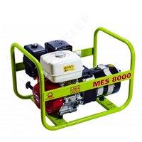 Портативный генератор 5.5 кВт MES8000, 230V, 50Hz