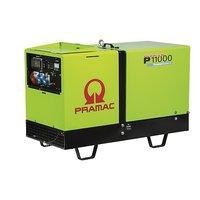 Портативный генератор 8 кВт P11000, 400/230V, 50Hz #DPP