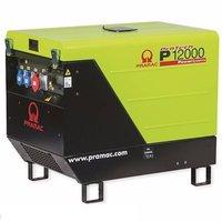 Портативный генератор 9.5 кВт P12000, 400/230V, 50Hz #AVR #CONN #DPP