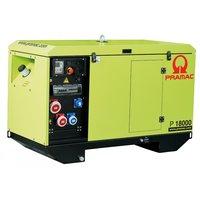 Портативный генератор 11.3 кВт P18000, 230V, 50Hz