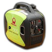 Портативный генератор 1.6 кВт P2000i, 230V, 50Hz