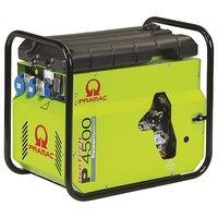 Портативный генератор 3.1 кВт P4500, 230V, 50Hz #CONN #DPP