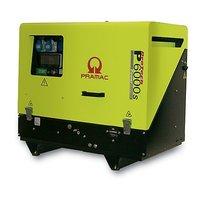 Портативный генератор 4.4 кВт P6000s, 230V, 50Hz #IPP
