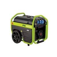 Портативный генератор 4.5 кВт PX8000 export, 230V, 50Hz #AVR