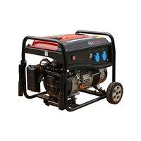 Портативный генератор 3.2 кВт EM4000, 230V, 50Hz #Wheel kit