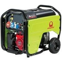 Портативный генератор 4.3 кВт S5000, 400/230V, 50Hz #AVR #CONN #DPP