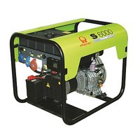 Портативный генератор 4.5 кВт S6000 (24L), 400/230V, 50Hz #IPP