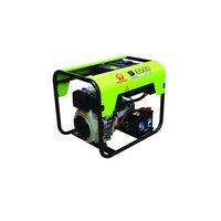 Портативный генератор 4.4 кВт S6500 (24L), 230V, 50Hz #IPP