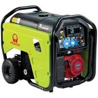Портативный генератор 5.6 кВт S8000, 400/230V, 50Hz #CONN #DPP
