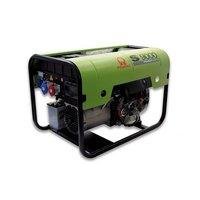 Портативный генератор 7 кВт S9000, 400/230V, 50Hz #IPP