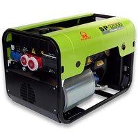 Портативный генератор 9.4 кВт SP12000, 400/230V, 50Hz #AVR #IPP