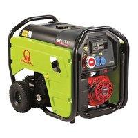 Портативный генератор 5.6 кВт SP8000, 400/230V, 50Hz #AVR #IPP