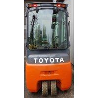Электропогрузчик Toyota 8 FB ET 15, год 2012 - 2A2F8C04