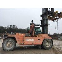 Дизельный погрузчик Boss G42-1200, год 1999 - 0FF8E207 фото 2