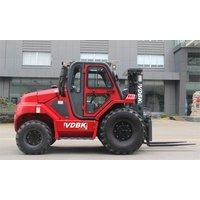 Погрузчик вездеход VDBK Forklifts FD30RT, год 2018 - B41F40E5