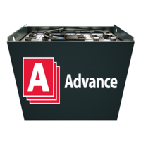 Аккумуляторная батарея для Advance BR 1100 5 PzV 350 (гелевая)