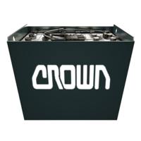 Тяговая батарея на Crown ESR 4020-1.4 4 PzS 620