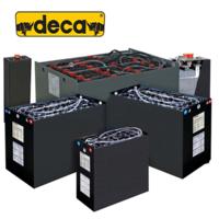 АКБ на Deca EB 4 PzS 500