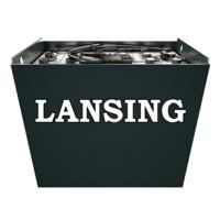 Тяговая батарея на Lansing EFG 4.2/10 5 PzS 625
