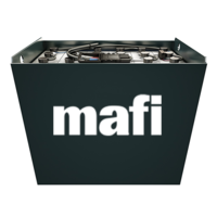 АКБ на Mafi AB FG.-NR.177301 3 PzS 270