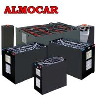Аккумуляторная батарея для Almocar / Spykstaal A 3-L, A 5-L 5 PzS 400 фото 2