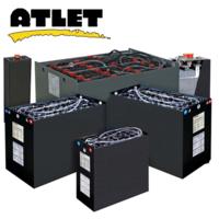 Тяговая батарея на Atlet CSL 125 2 PzS 250 фото 2