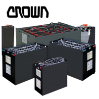 Тяговая батарея на Crown ESR 4020-1.4 4 PzS 620 фото 3