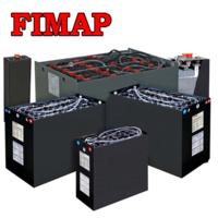 Тяговая АКБ к Fimap MAGNA 85 100 4 PzS 360 фото 3