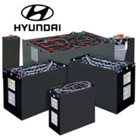 Тяговая АКБ к Hyundai HBF 15 5 6 PzS 480 фото 3