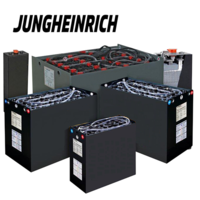Аккумуляторная батарея для Jungheinrich EDB 4 PzV 280 (гелевая) фото 2