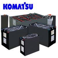 Тяговый аккумулятор для Komatsu FB 20 H-1E 3 PzS 465 фото 2