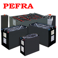 Аккумуляторная батарея для F. Peschler / Pefra 620 3 PzS 240 фото 3