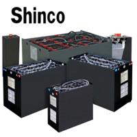 Тяговый аккумулятор для Shinko 2 FBK 10 3 PzS 345 фото 2