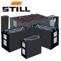 Аккумулятор: Четырехопорный электропогрузчик Still R60-30 фото 2