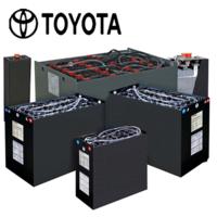 Тяговая батарея на Toyota VR 5 PzV 600 (гелевая) фото 3