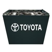 Тяговая батарея на Toyota VR 5 PzV 600 (гелевая)