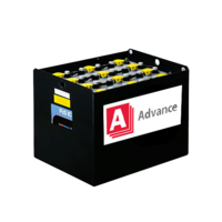 Аккумуляторная батарея для Advance BR 1100 5 PzV 350 (гелевая) фото 2